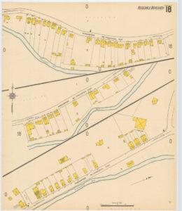 Rosedale map